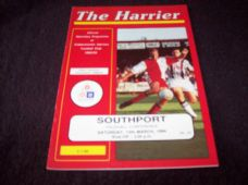 Kidderminster Harriers v Southport, 1993/94
